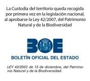 Ley 42/2007, Patrimonio natural y Biodiversidad