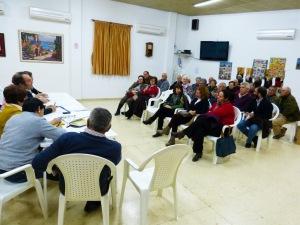 Reunión de Junta y Socios