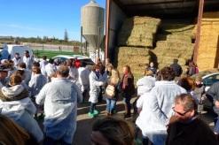 Visita a la quesería Caprilac (11)