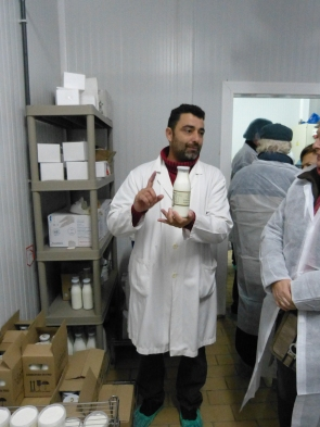 Visita a la quesería Caprilac (19)