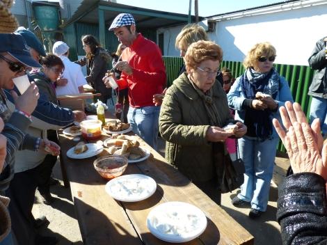 Visita a la quesería Caprilac (25)