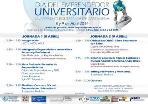 Día del Emprendedor Universitario