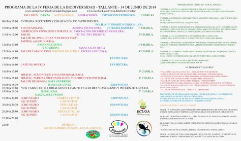 NUEVO--Programa Feria