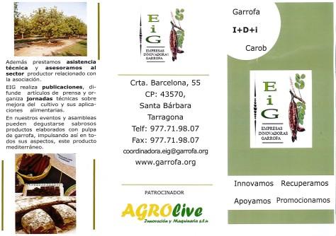 Empresas Innovadoras Garrofa (EIG)