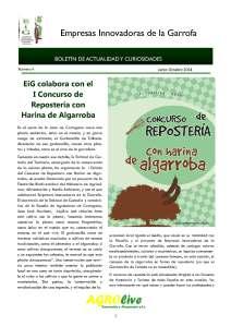 Página1 Boletin trim Junio - Octubre 2014