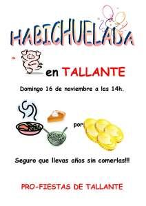 HABICHUELADA 2014