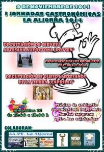 I Jornadas Gastronómicas de La Aljorra