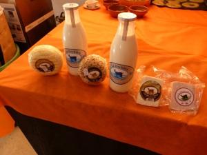 2.Productos derivados de leche de cabra_LA YERBERA