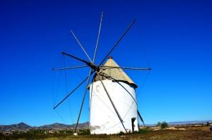 DSC_0018 El molino del Tío Jarapa en Cuesta Blanca