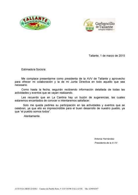 Carta de presentaciu00F3n