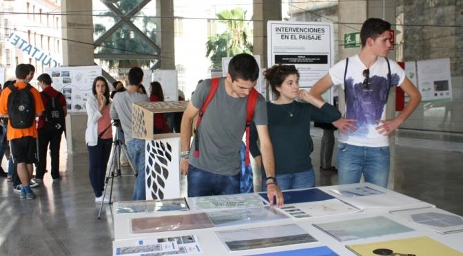 Entrega de premios a las mejores propuestas arquitectónicas