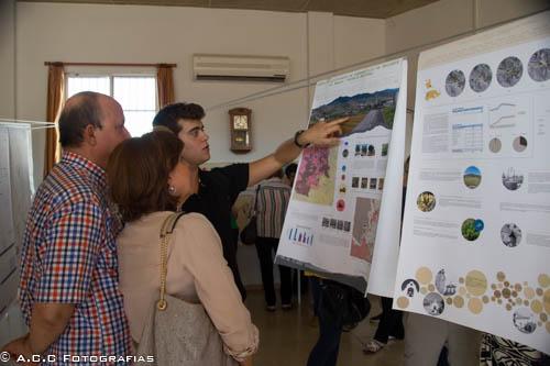 Propuestas de revitalización de Tallante en imágenes