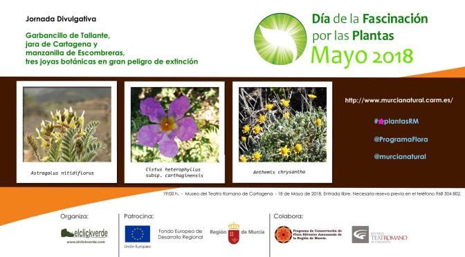 Día de la Fascinación por las Plantas (Mayo 2018)